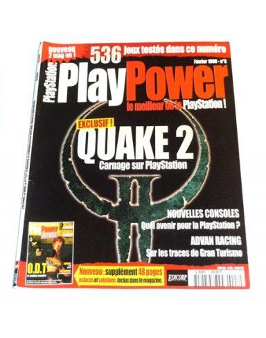 Play Power N° 08