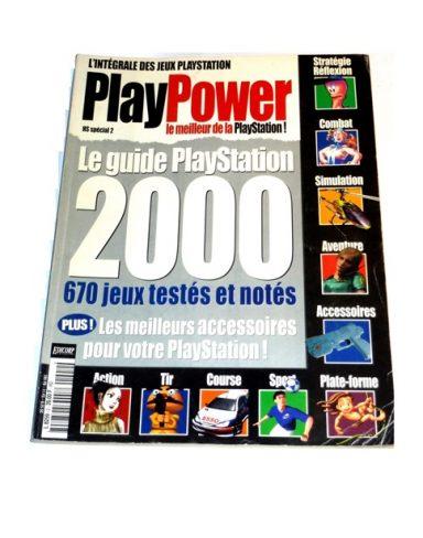 Play Power Soluce – HS Spécial N°02