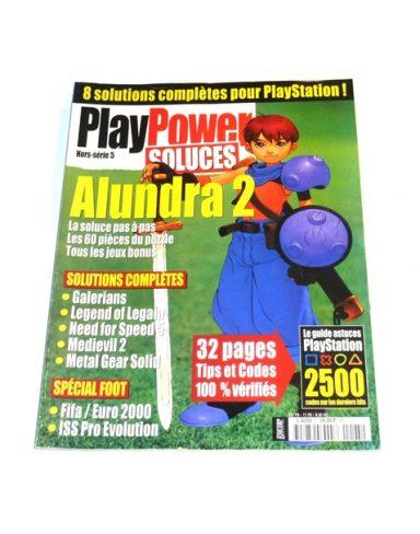 Play Power Soluce – HS N°05
