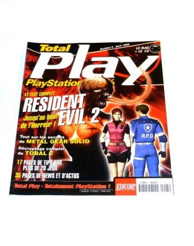 Total play N°05