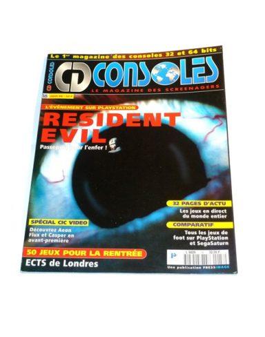 CD Consoles N°18