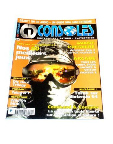 CD Consoles N°24