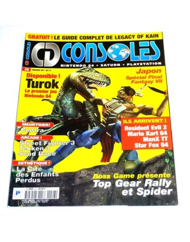 CD Consoles N°26