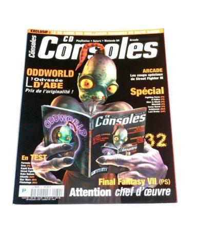 CD Consoles N°32