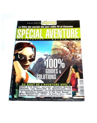 La bible des secrets HS Vol.04 Spécial aventure